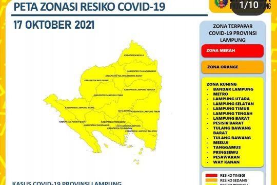Dinkes Lampung catat  penambahan 15 kasus COVID-19