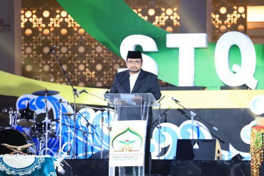 Menag RI ajak masyarakat amalkan islam ramah dan damai