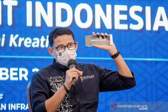 Menparekraf Sandiaga pacu pengembangan gim dan aplikasi di Kota Malang