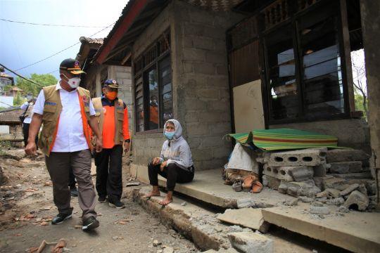 Kepala BNPB lakukan peninjauan ke lokasi terdampak gempa Bali