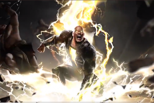 Dwayne Johnson ungkap tampilan dan adegan epik Black Adam