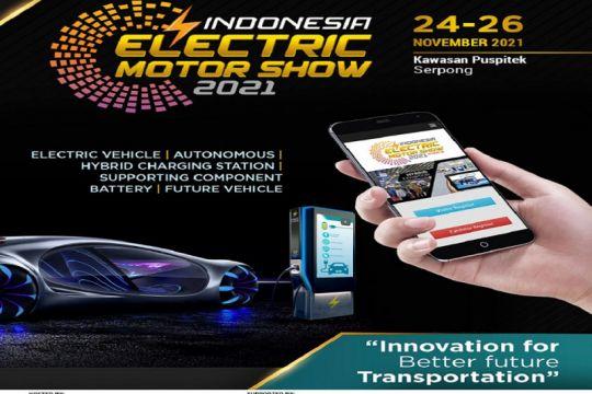 BRIN gelar pameran terbesar kendaraan listrik IEMS 2021