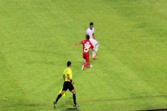 Arema FC bungkam Persija 1-0