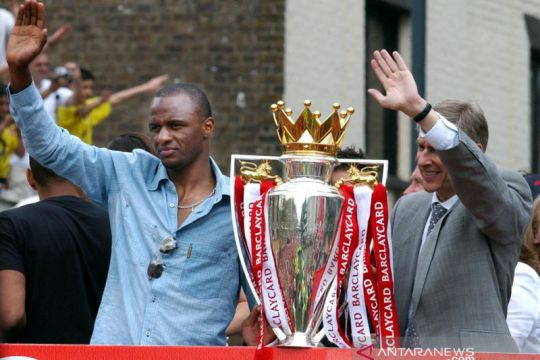 Patrick Vieira akui laga bertemu Arsenal akan berjalan emosional