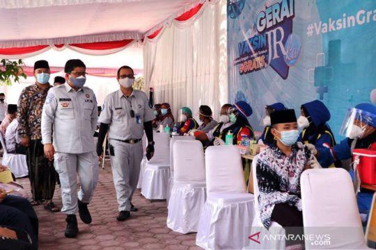 Munadi Herlambang konsultasi ke KPK cegah korupsi program vaksinasi