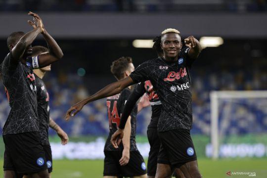 Kalahkan Torino 1-0, Napoli jaga rekor sempurna