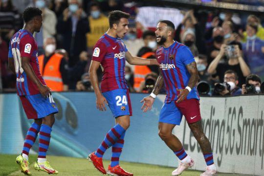 Barcelona raih kemenangan 3-1 atas Valencia