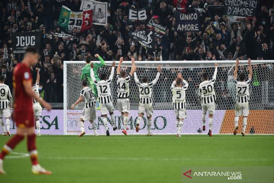 Liga Italia : Juve kalahkan Roma 1-0