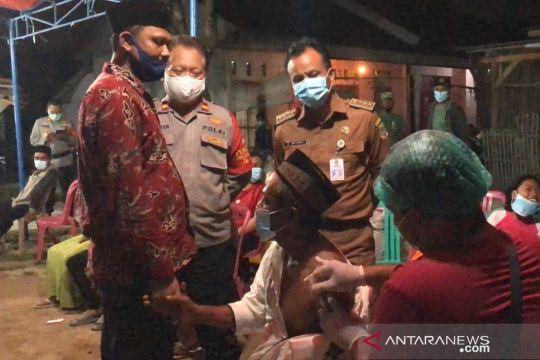 Kabupaten Bekasi menuju kekebalan kelompok, capai vaksinasi 70 persen