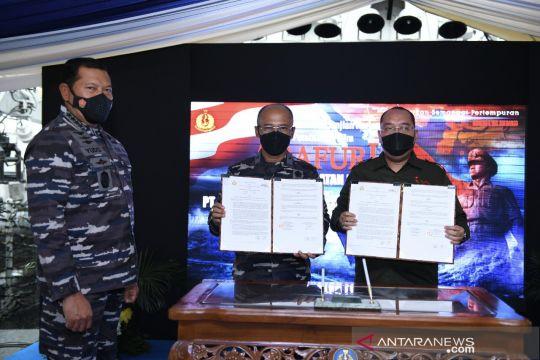 TNI AL abadikan peristiwa pertempuran di Laut Arafuru dalam film
