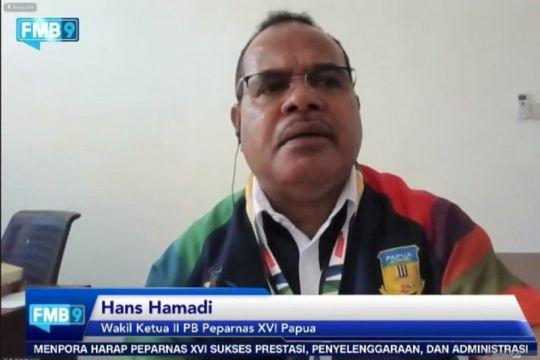 Papua pastikan siap jadi tuan rumah Peparnas XVI