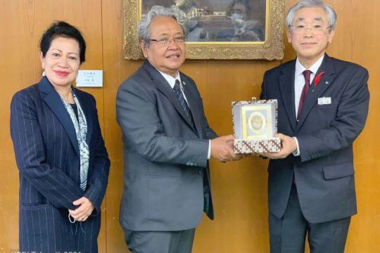 Pebisnis Hokkaido diajak manfaatkan kemudahan investasi Indonesia
