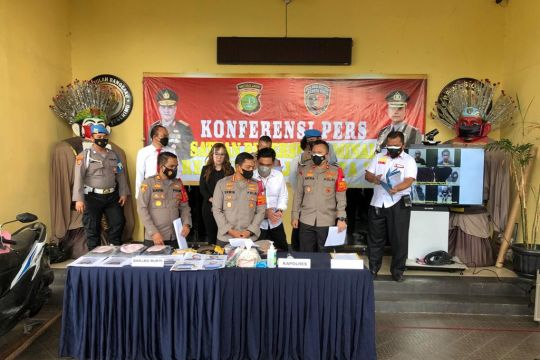 Polrestro Jaktim ringkus kawanan bajing loncat di Cakung