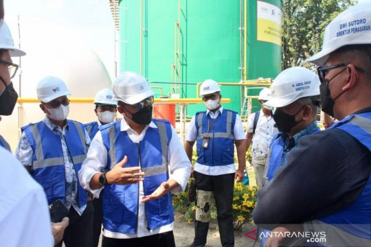 Holding Perkebunan perkuat energi terbarukan dukung dekarbonisasi