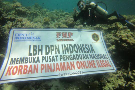 LBH DPN Indonesia buka pusat pengaduan korban pinjol ilegal