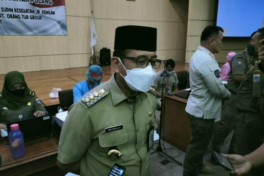 Di Jakarta Barat ada satu kecamatan zona hijau