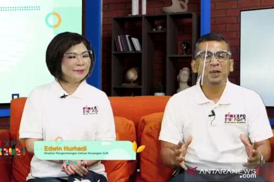OJK: FinEXPO BIK 2021 permudah masyarakat akses produk jasa keuangan