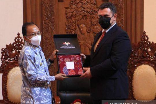 Gubernur: Pandemi momentum benahi pariwisata Bali lebih berkualitas
