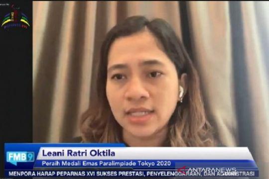 Leani Ratri nilai kebijakan Peparnas Papua baik untuk regenerasi atlet