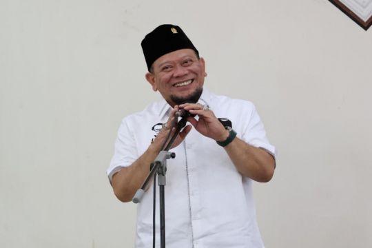 Ketua DPD sampai kunci jadi orang sukses pada santri