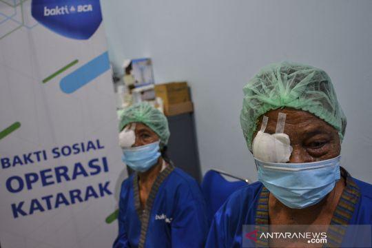 Bakti sosial operasi katarak gratis di Ciamis