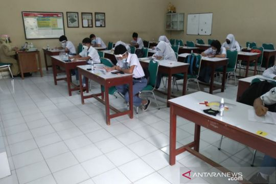 Empat sekolah di Solo-Jateng ditutup akibat terpapar COVID-19