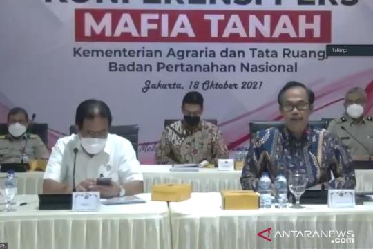 Kementerian ATR/BPN tindak tegas kasus mafia tanah