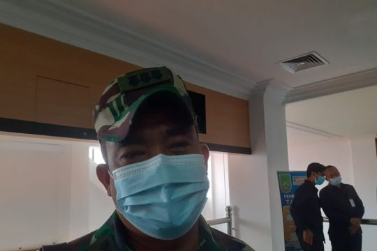 Pasien RSKI COVID-19 Pulau Galang melahirkan