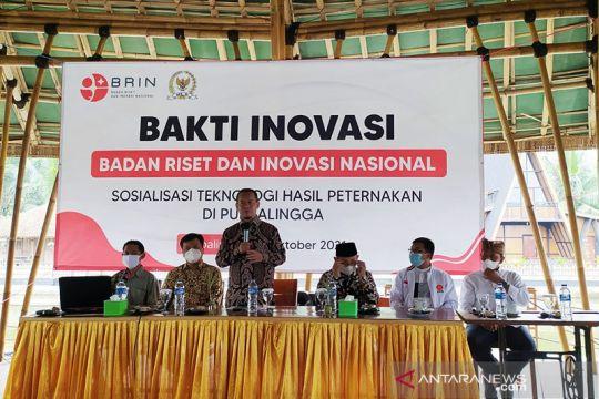 BRIN fasilitasi pemanfaatan teknologi peternakan bagi masyarakat