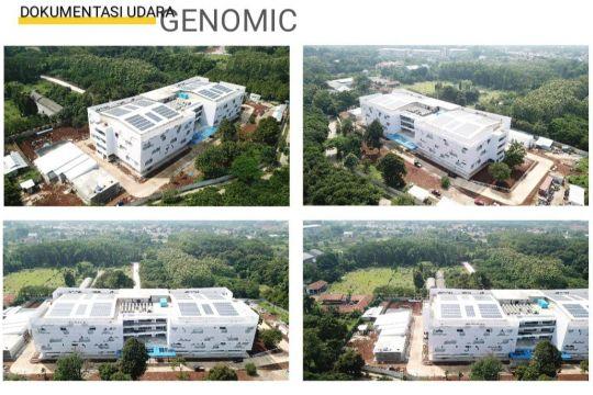 BRIN bangun gedung genomik untuk riset sains kehidupan dan lingkungan