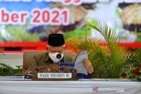 Wapres sebut jumlah wirausaha Indonesia baru 3,1 persen