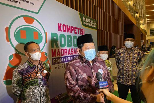 Enam madrasah raih juara I dalam Kompetisi Robotik Madrasah 2021