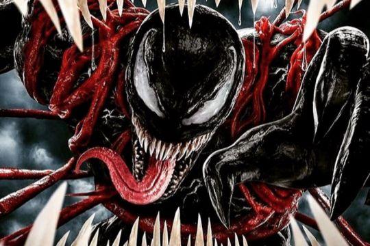 """Venom 2"" sukses rajai box office di Korea Selatan"