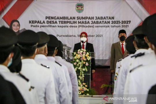 Keberhasilan Pemerintah Kabupaten Purwakarta menggelar Pilkades 2021