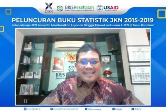 DJSN-BPJS Kesehatan luncurkan Buku Statistik JKN 2015-2019