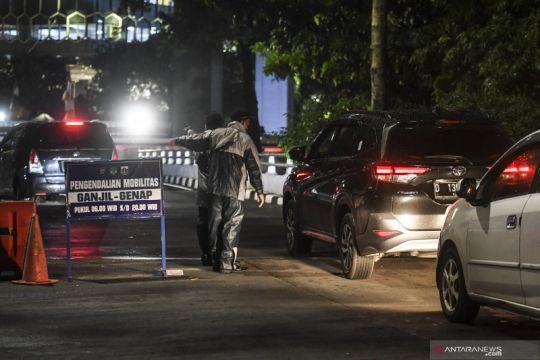 Polda Metro perluas ganjil genap di Jakarta jadi 13 kawasan