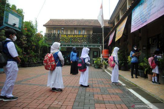 Kemendikbudristek sebut 38,6 persen sekolah di Indonesia siap PTM