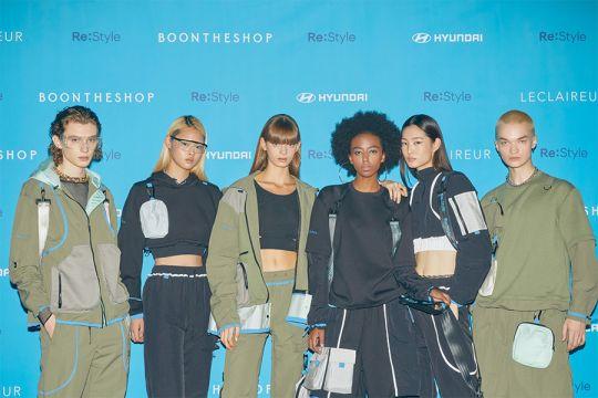 Re:Style, fesyen berkelanjutan dari limbah mobil
