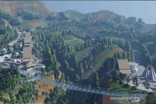 Kementerian PUPR mulai bangun jembatan kaca di kawasan Bromo