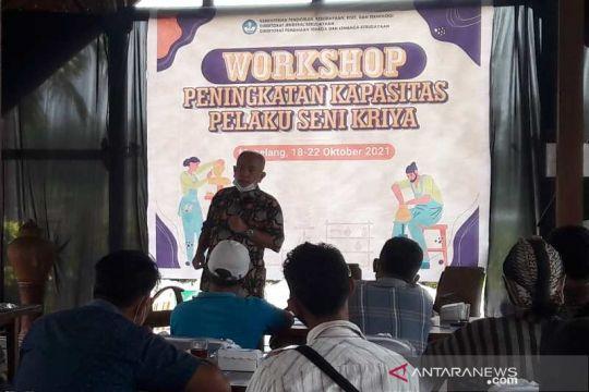 Ditjen Kebudayaan tingkatan kapasitas pelaku budaya di Borobudur