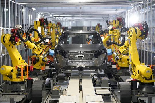 Nissan luncurkan pabrik berobot canggih atasi krisis tenaga kerja