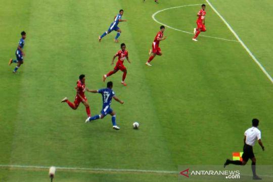 Persijap bermain imbang 0-0 hadapi PSCS