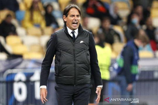 Jamu Sheriff, Simone Inzaghi tegaskan Inter harus manfaatkan peluang