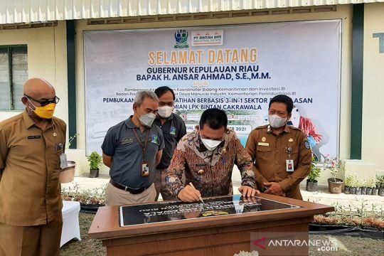 Gubernur Kepri : SDM sehat dorong percepatan investasi