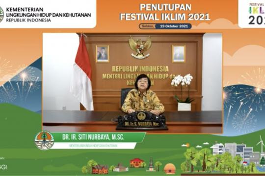 Elemen adaptasi perubahan iklim jadi pembeda NDC Indonesia