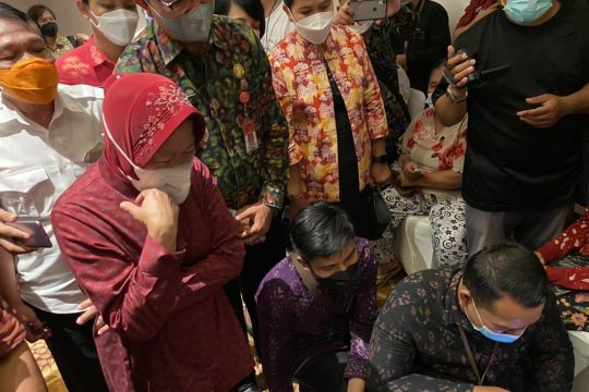 Mensos lakukan pencairan kilat bantuan sosial di Bali