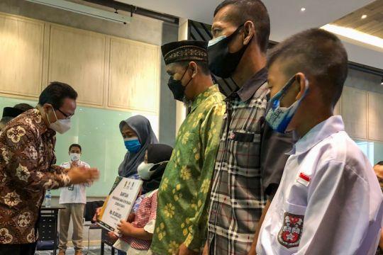 Baznas Yogyakarta salurkan bantuan untuk anak yatim karena COVID-19