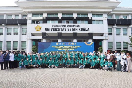 370 Mahasiswa USK ikuti Program Pertukaran Mahasiswa Merdeka