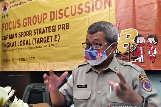 BNPB dorong pemda miliki dokumen kajian risiko bencana