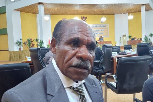 Fraksi Gerindra DPRD Mimika menolak anggaran Gereja Kingmi Mile 32